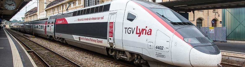 TGV - pociągiem przez Europę