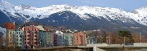Innsbruck - bilety na pociąg
