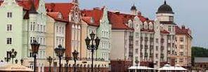 Kaliningrad - bilety na pociąg