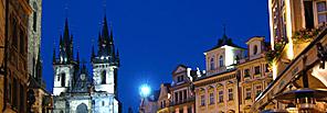 Bilety kolejowe Czechy